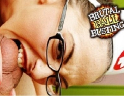 BrutalBallbusting.com – SITERIP