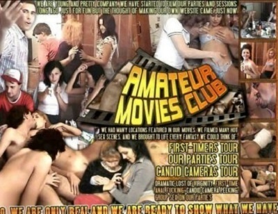 AmateurMoviesClub.com – SITERIP