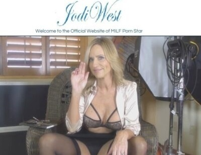 JodiWest.com – SITERIP