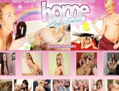HomeToyTeens.com – SITERIP