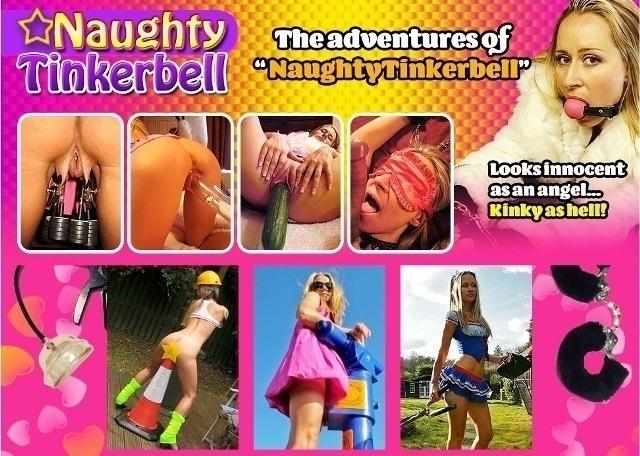 NaughtyTinkerBell.com – SITERIP