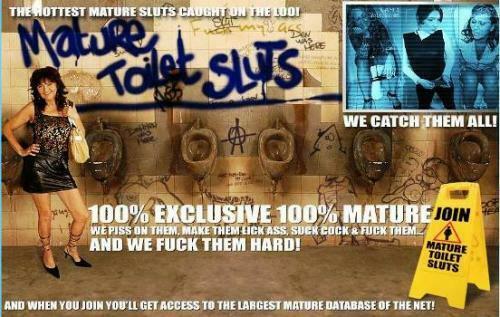 Mature-ToiletSluts.com – SITERIP