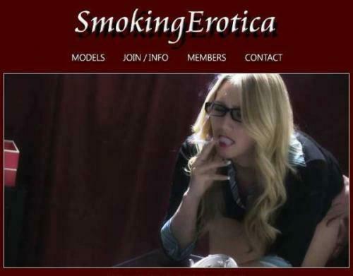 SmokingErotica.com – SITERIP