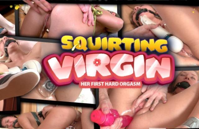 SquirtingVirgin.com – SITERIP