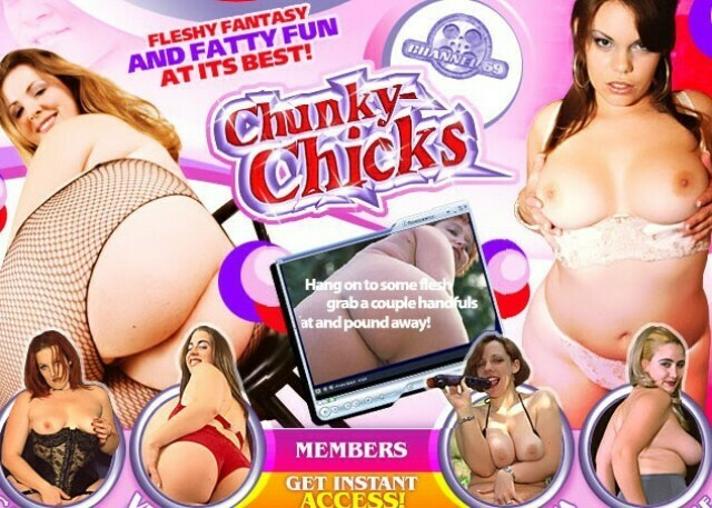 ChunkyChicks69.com – SITERIP