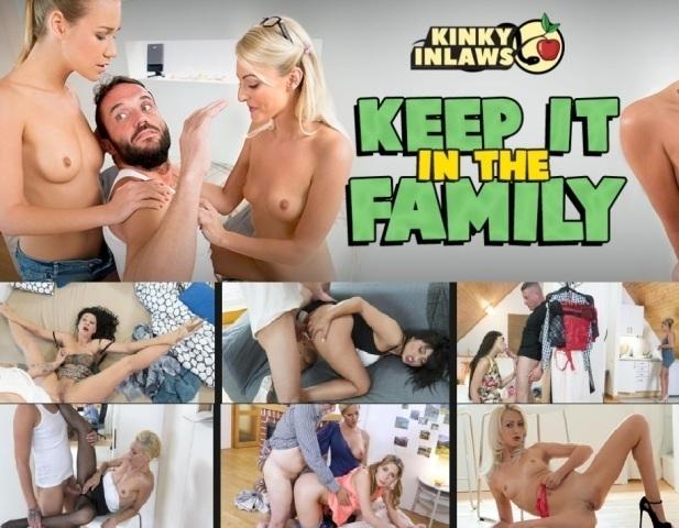 KinkyInLaws.com – SITERIP