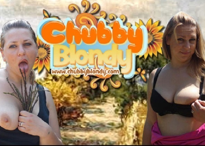 ChubbyBlondy.com – SITERIP