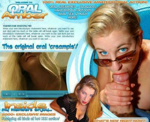 OralAmber.com – SITERIP