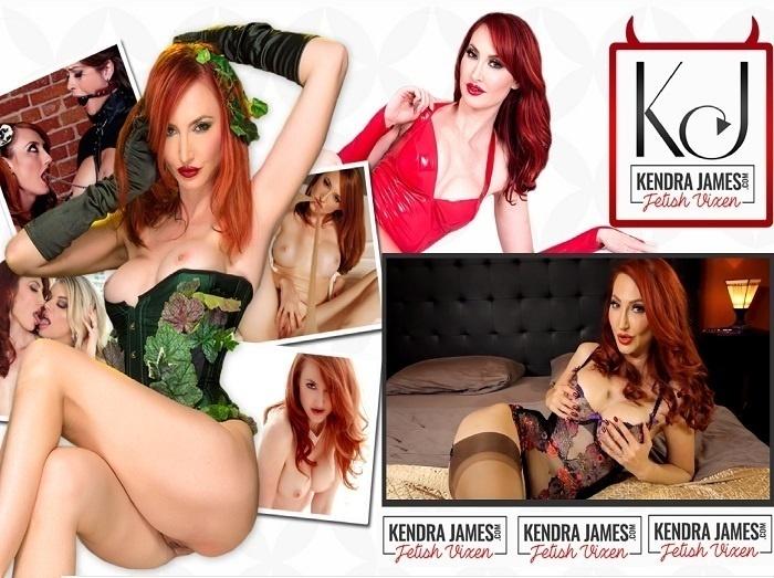 KendraJames.com – SITERIP