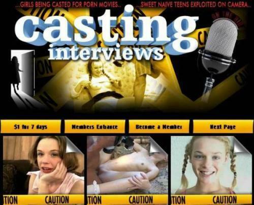 CastingInterviews.com – SITERIP