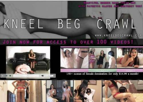 KneelBegCrawl.com – SITERIP