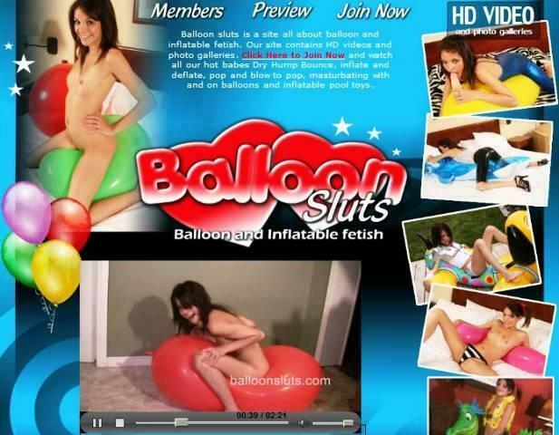 BalloonSluts.com – SITERIP
