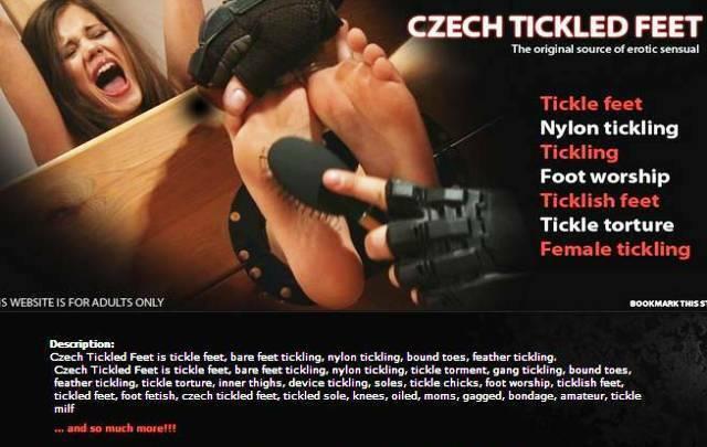 CzechTickledFeet.com – SITERIP