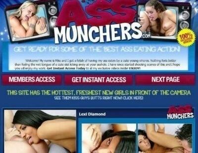 AssMunchers.com – SITERIP