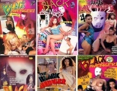 The Black Avenger – DVDPACK