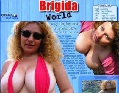 BrigidaBigTits.com/BrigidaWorld.com – SITERIP