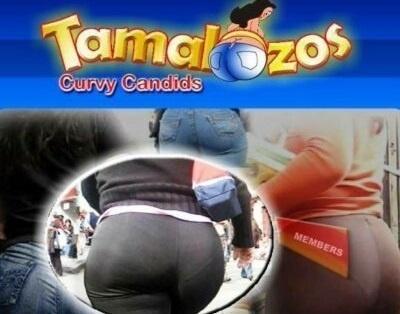 TamalozosCurvyCandids.com – SITERIP